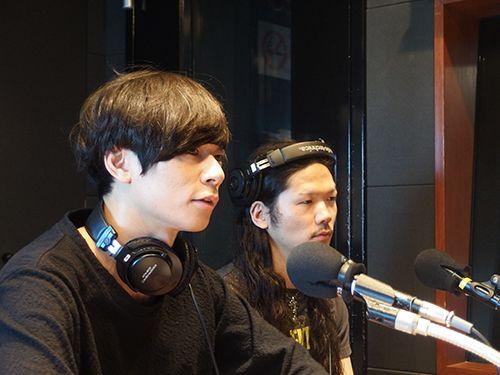 [Alexandros]川上洋平・庄村聡康2015/5/29 RIP SLYME「SHOCK THE RADIO」