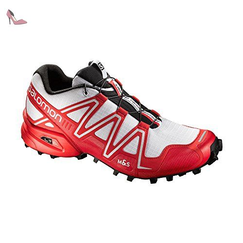 Salomon Speedcross 3–OLYMPIC équipe Austria Edition 40,6 - Chaussures salomon (*Partner-Link)