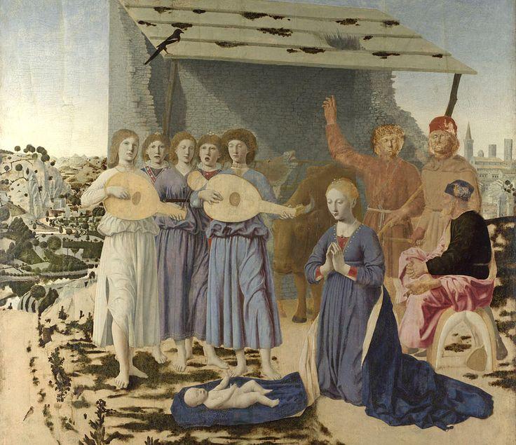 Как считают исследователи, картина является одной из последних незавершенных работ знаменитого живописца