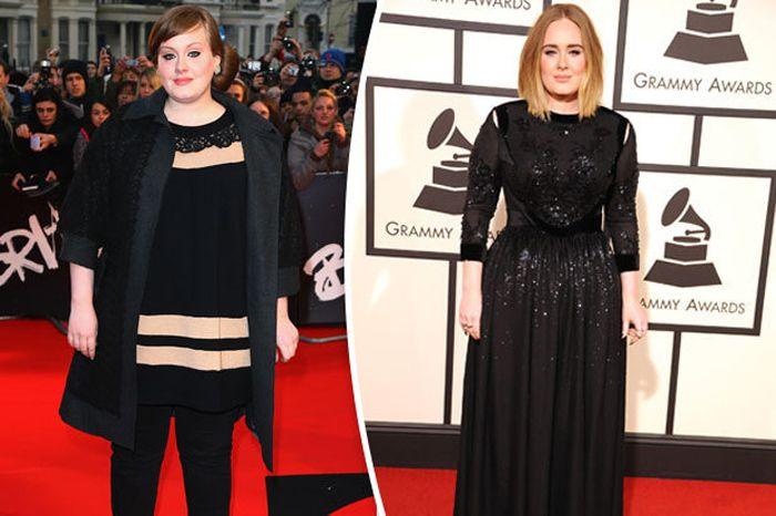 Esta é a dieta que transformou Adele! Ela perdeu 14 kg e esta melhor do que nunca!