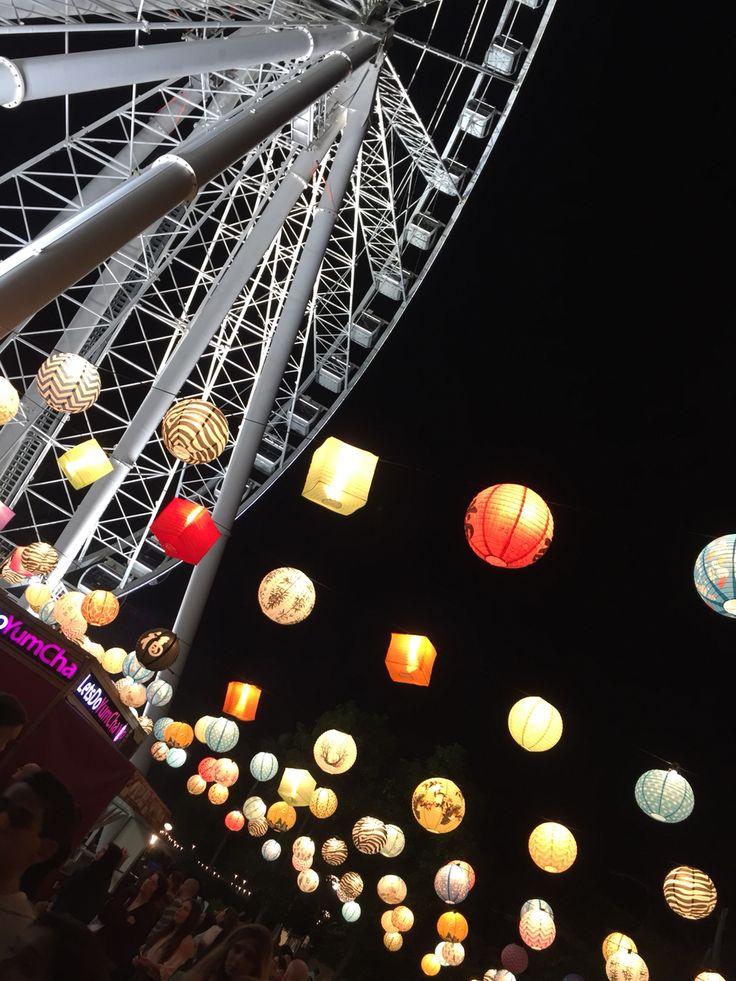 Brisbane, Southbank• Night Noodle Markets in Photos• | Where To Next• www.ashleighssuzi.wordpress.com