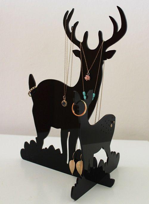 My Deer - מעמד לתכשיטים http://fidbek.co.il/shop/gifts