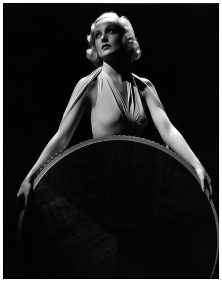 Photo Eugene Robert Richee - Carole Lombard