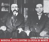 Modena, città contro la pena di morte