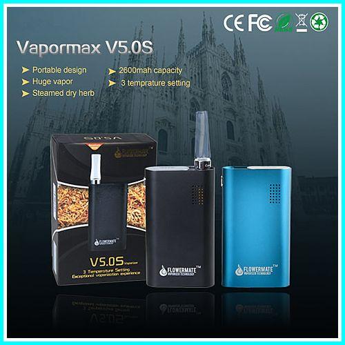 VAPORMAX V5.0S HERBAL VAPORIZER