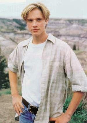 Devon Sawa. lol he was adorable when he was little.