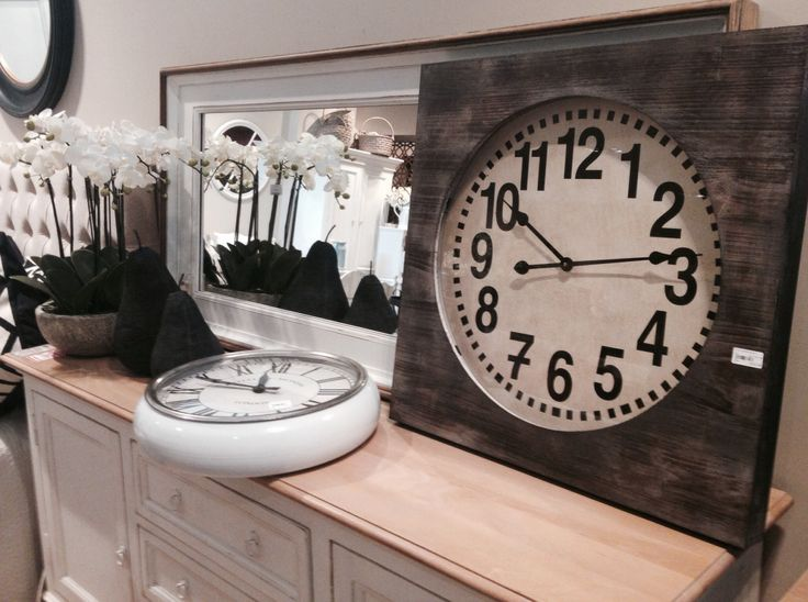 Wall clocks, desk clocks
