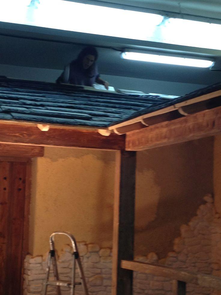 a la teulada