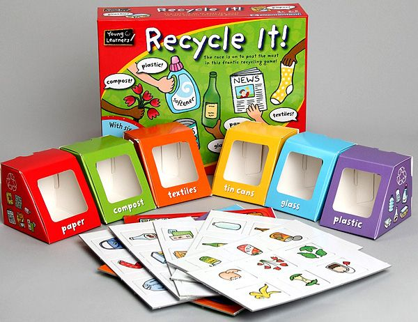 recycle games