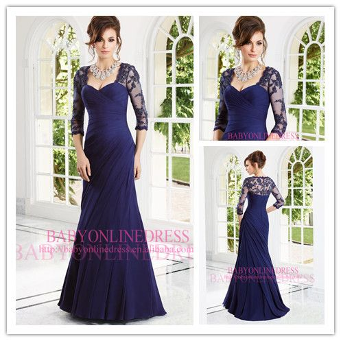 Wholesale 2014High Quality Bohemian Style  Purple Long Sleeve Sheath Chiffon Ruched Chinese Wedding Dress Mother Of The Bride,$ 94.99 AdultsEvening / Formal DressesOEM Service.Source from Suzhou Babyonline Co., Ltd. on Alibaba.com.