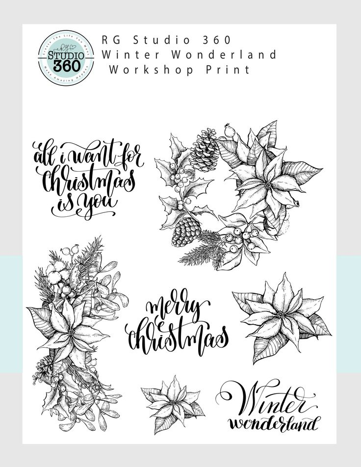 Winter Wonderland - Receive Exclusive Download and Virtual Class