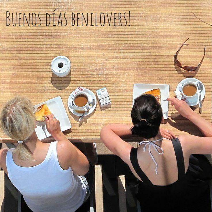 Buenos días #Benilovers! Desayunamos frente al mar? ☀ Good morning #Benilovers! Do we have breakfast beachfront? ;) #Desayuno #Breakfast #Food #Comida #Instafood #instabreakfast #Mar #Sea #Mediterráneo #Gastronomia #Beach #Travel #trip #instadaily #InstaTravel