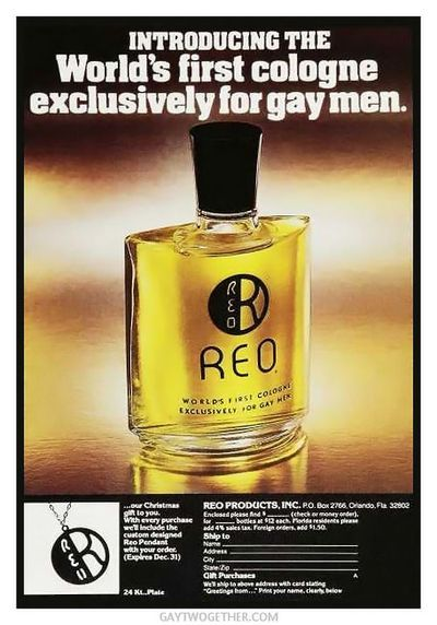 (Advertisement - Circa 1978)   Vintage Gay Impressions - An eclectic collection of authentic vintage printed materials including advertisements, books,magazines, posters & memorabilia.    GAYTWOGETHER.COM