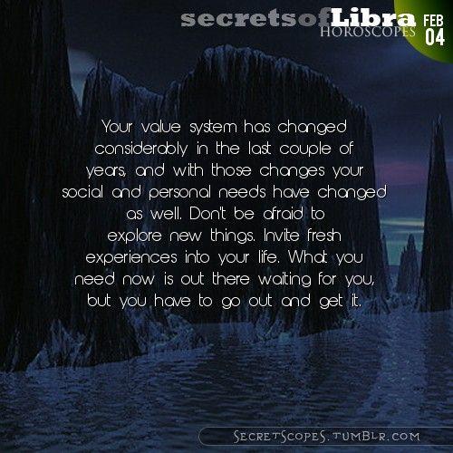 Libra Horoscope. Hey Libra, follow us for horoscopes every day!