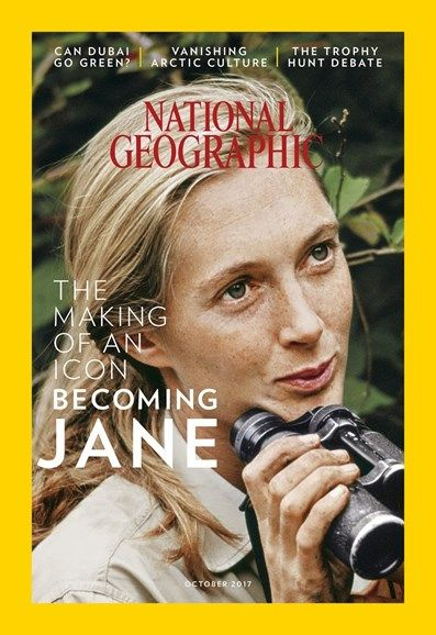National Geographic October 2017 USA Edition