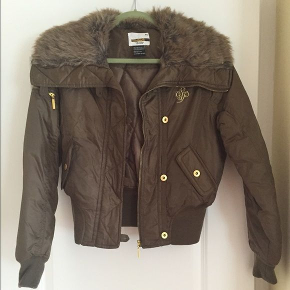 South Pole jacket coat Sz medium NWOT Brand new without tags. South Pole coat. Size medium. Color is a really pretty green. Very nice and different. Way to many cloths and coats! Cleaning out my closet!! South Pole Jackets & Coats