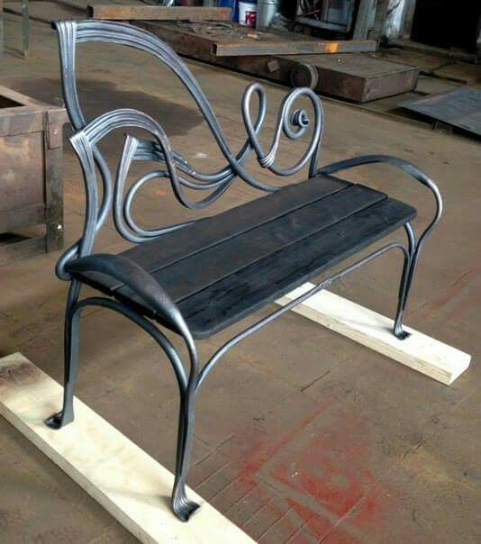 1000 Ideas About Welded Furniture On Pinterest Custom Desk Industrial Chic And Custom Metal