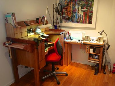 69 Best Jewellers Bench Ideas Images On Pinterest