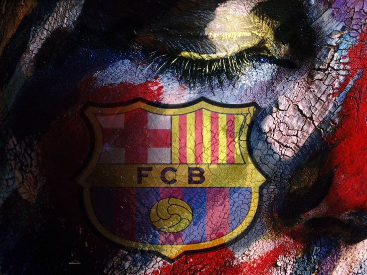 FC Barcelona Logo Art Wallpapers HD - http://wallucky.com/fc-barcelona-logo-art-wallpapers-hd/