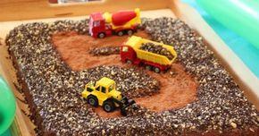 So, wie versprochen folgen hier nun Rezept und Anleitung. Ganz entgegen unserer sonstigen Gewohnheiten ein Kuchen mit viiiiiiiiiiiiiiiiiiiii...
