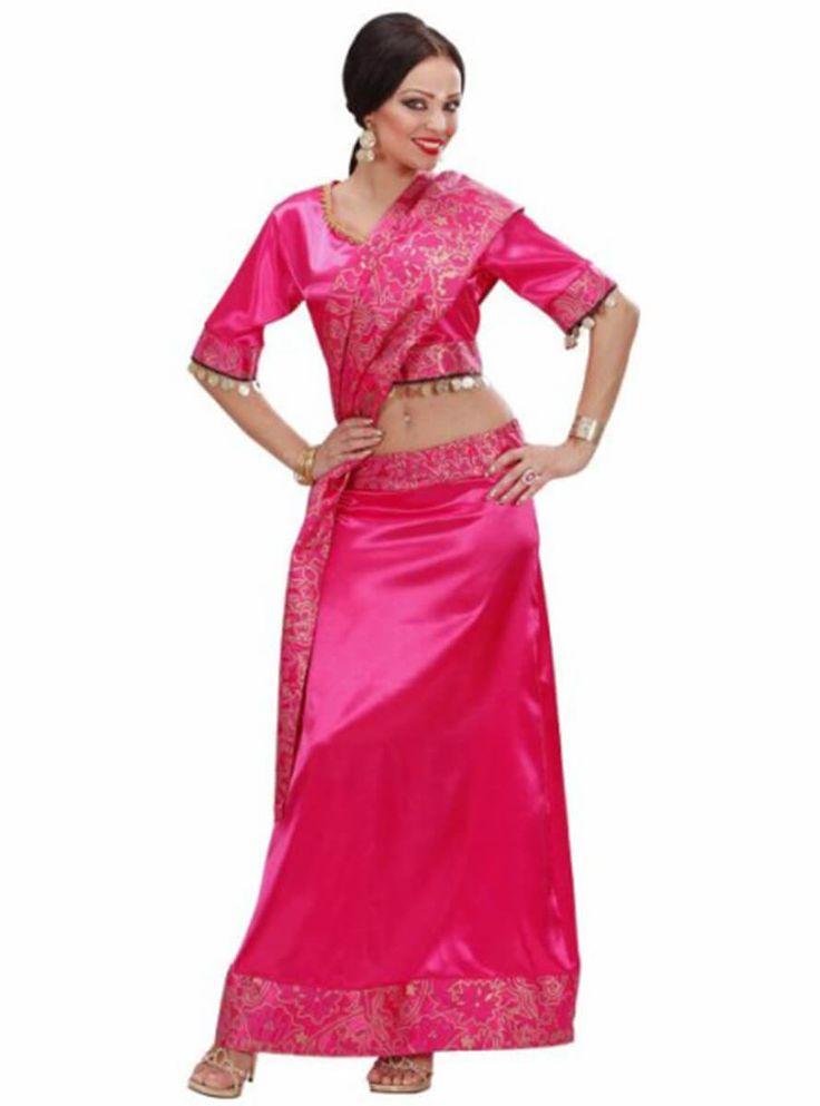 Disfraz de actriz de Bollywood para mujer | Comprar
