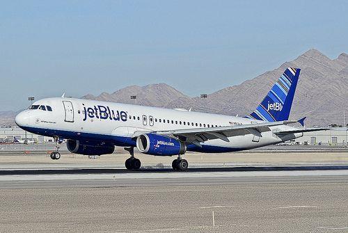 "N531JL  #JetBlue Airways Airbus A320-232 (cn 1650) ""All Blue Can Jet"""