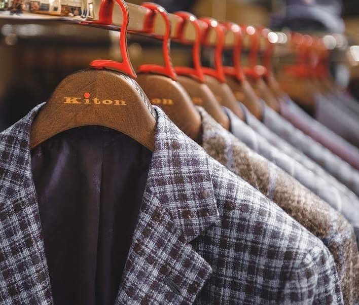 Only the best. Kiton is an Italian perfection expressed in beautiful jackets.  #details #kiton #bespoke #pochette #corneliani #canali #cucinelli #suit #jacket #atelier #tailor #luxury #davide #davidelifestyle