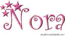 Resultado de imagen para significado de los nombre gratis nora