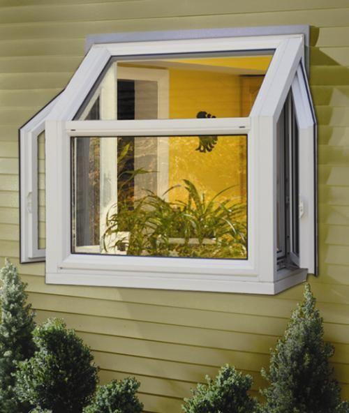 Garden Window | Garden windows, Kitchen garden window ...