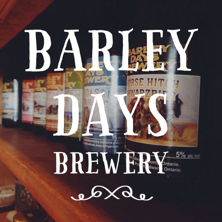 http://www.barleydaysbrewery.com/