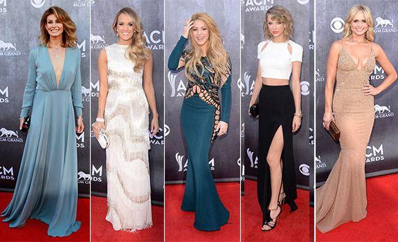 2014 Academy Of Country Müzik Ödülleri Kırmızı Halı - Hepmoda - 2014 ACM Awards Red Carpet