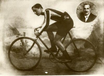Bici Classiche : Lo sciur Umberto Dei