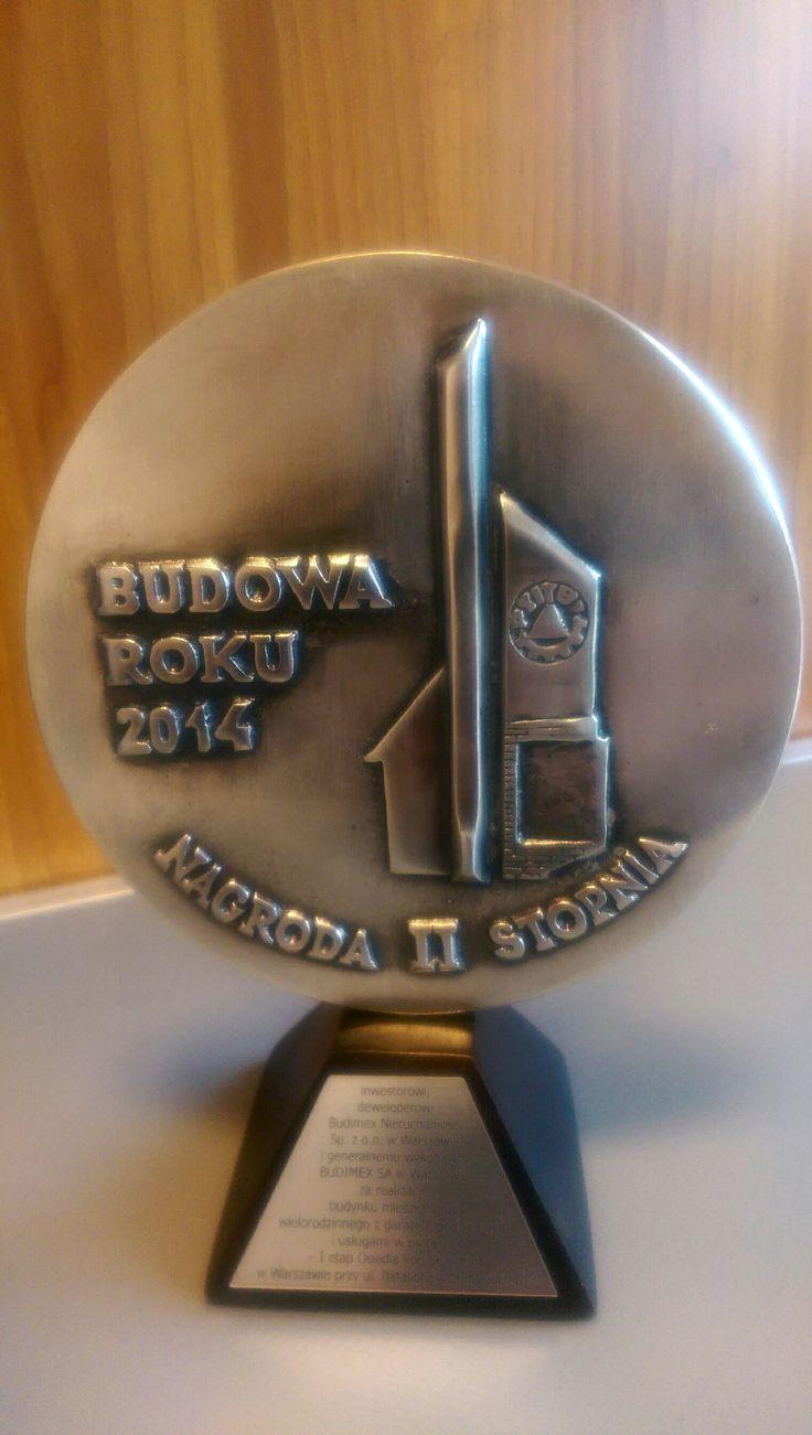 os. Pod Słońcem I nagrodzone w konkursie Budowa Roku 2014