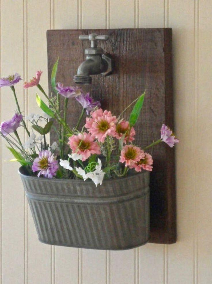 ✔ 51 inspiring diy spring porch decorating ideas 46