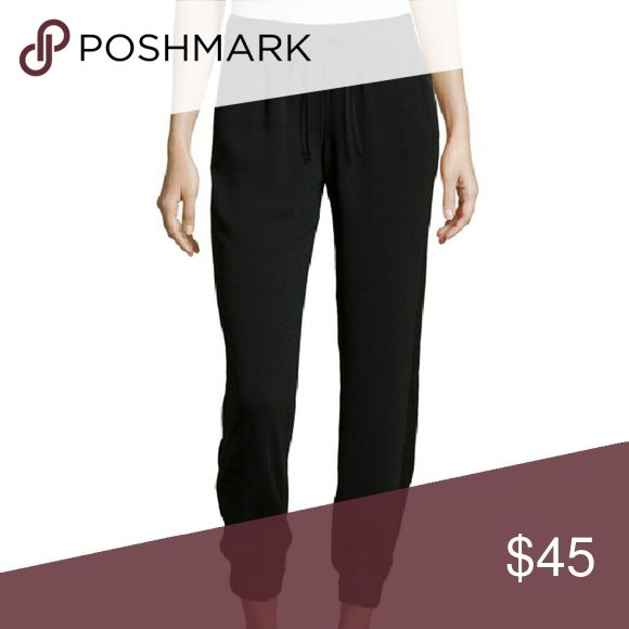 Laundry by Shelli Segal pull-on pants. Draw string on waist 2 side pockets....no rips or stains. Laundry by Shelli Segal Pants Track Pants & Joggers