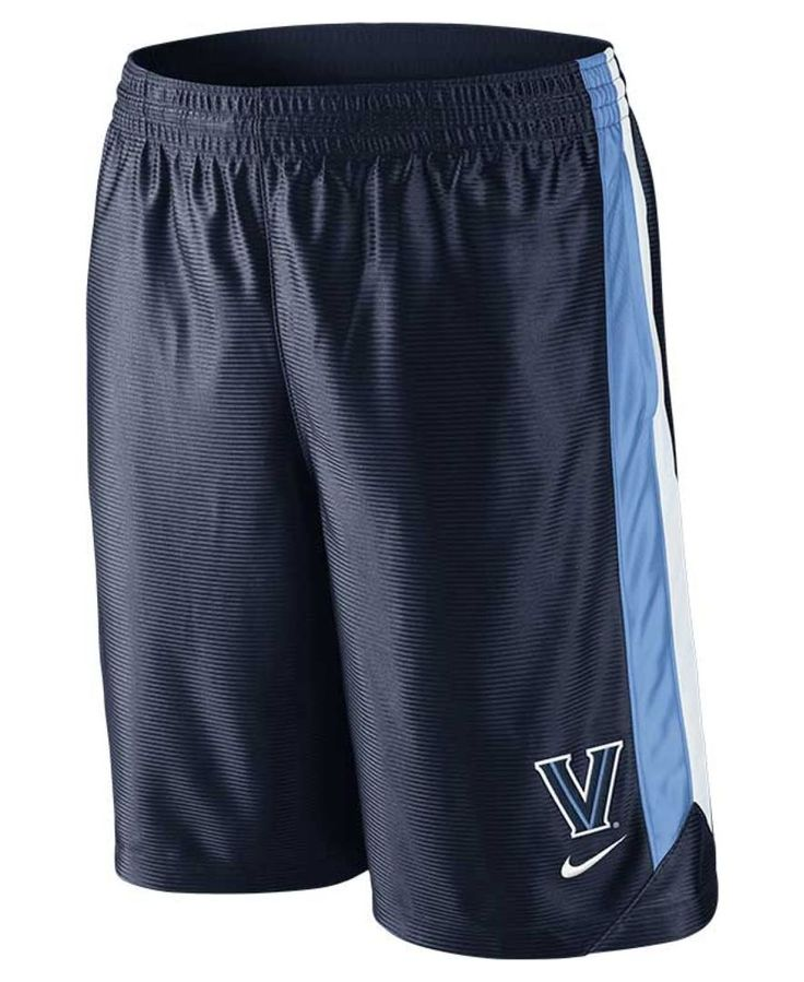 nike men 39 s villanova wildcats basketball tourney shorts. Black Bedroom Furniture Sets. Home Design Ideas