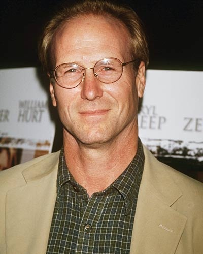 William Hurt....Big Screen Sensention, Small Screen Star....Great Actor....No More Needed!!