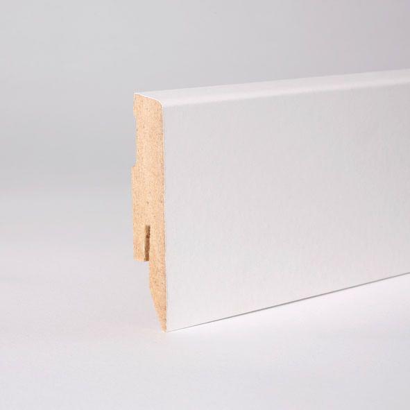Beinhaltet 12 Stuck Mdf Sockelleisten 60mm Weiss Sockelleisten Weisse Sockelleisten Dekor