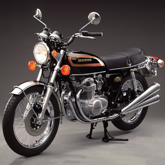 Carefully restored by the crew at Retrospeed in Belgium, Wisconsin, this might be the nicest Honda CB550K you've ever seen.