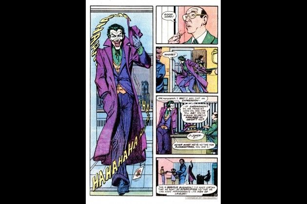 Reading List: The Ten Essential Batman Stories