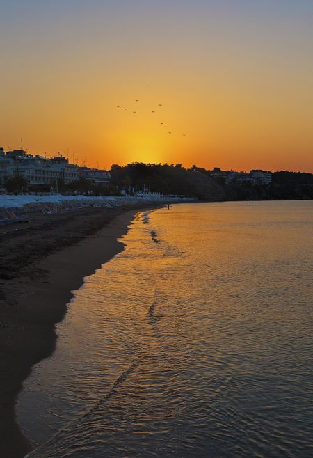 At The Break Of Dawn - Halkidiki Photo by Richard Freeman — National Geographic Your Shot