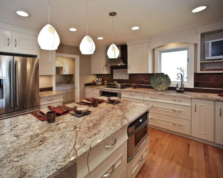 Beautiful Large Kitchen Kitchen Remodeling Pinterest