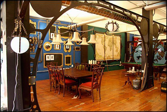 Steampunk home decorating ideas punking steam pinterest Steampunk home ideas