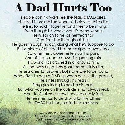 father's day hands poem