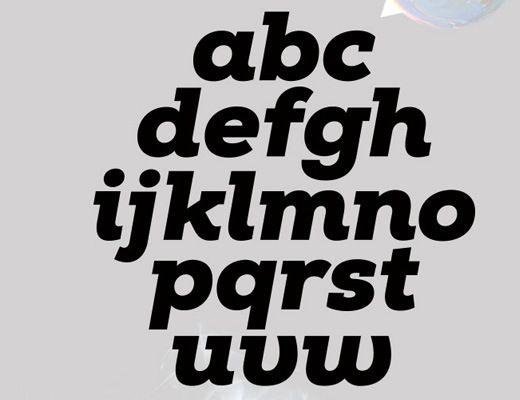 nxtslab 20 Best Free Chunky Fonts