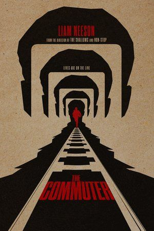 The Commuter Full Movie Online Streaming Free HD 1080px