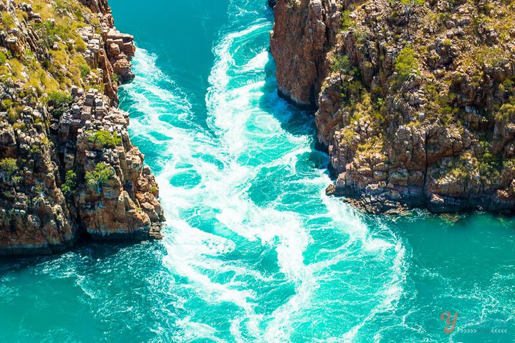 The Horizontal Falls, Western Australia