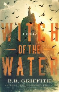 Witch of the Water designed by James T. Egan of Bookfly Design | JF: A masterful combination of image, concept, and typography. The birds help integrate the two elements, and an overall air of mystery and threat represent this occult thriller. ★