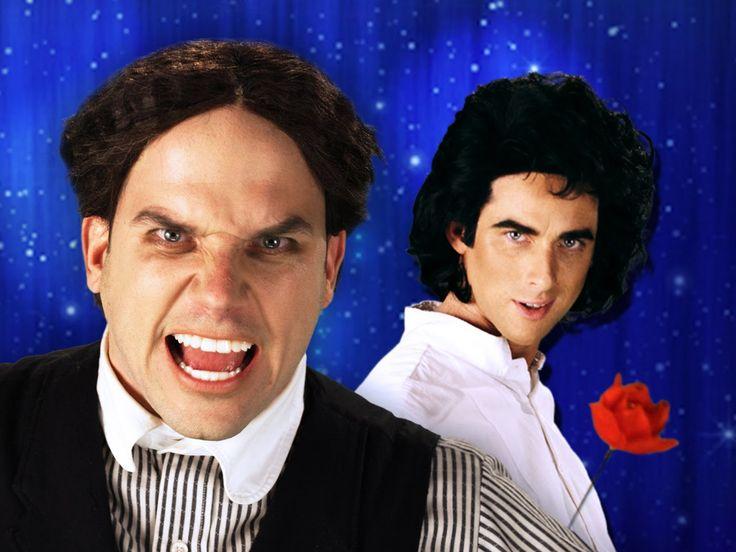 David Copperfield vs Harry Houdini.  Epic Rap Battles of History Season 4! #epicrapbattlesofhistory #erb #davidcopperfield #harryhoudini #funny #viral #lol #music #rap #epic #houdini #humor