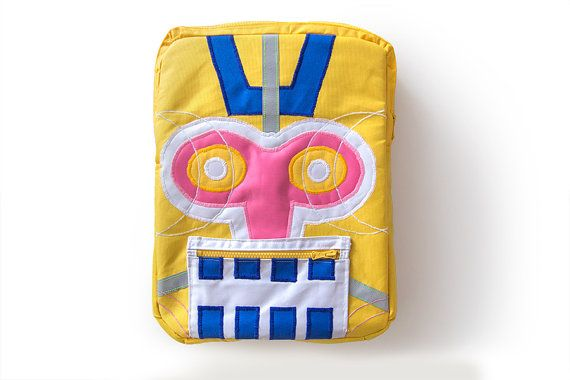 backpack MASK by zoo52 on Etsy, zł200.00